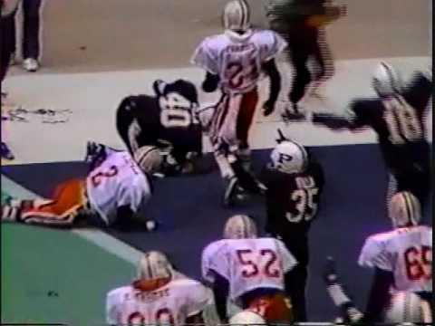 1989 Texas 5A Semi-Final: Permian v. Marshall-Mojo Workin