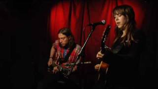 "Serena Ryder - ""Racing In The Street"" - Hangin"