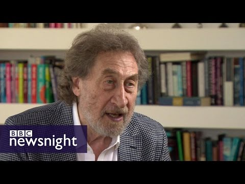 'Democracy gets a hell of a lot wrong': Howard Jacobson on Brexit and Trump - BBC Newsnight