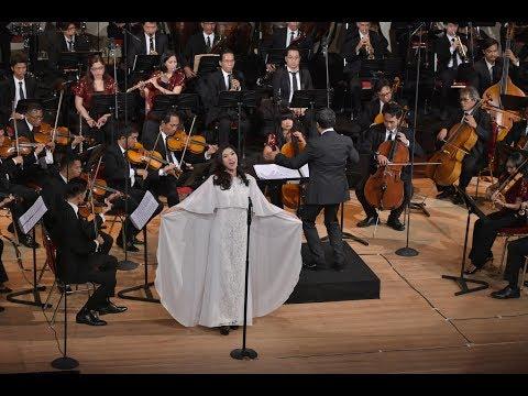 Isyana Sarasvati Suara Tingginya Bikin Merinding Saat Nyanyi Klasik!