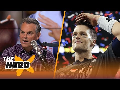 2017 AFC Pre-Preseason Predictions from Colin Cowherd | THE HERD
