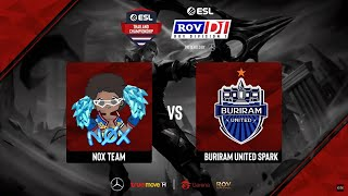 ESL Thailand Championship - RoV Division 1, Presented by Mercedes-Benz | Week 5 Day 2