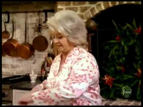 Paula Deen : Ghastly Yolk-cakes n\' burp-ups