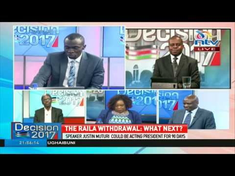 What next after Raila withdrawal? Here are options for IEBC, Kenya