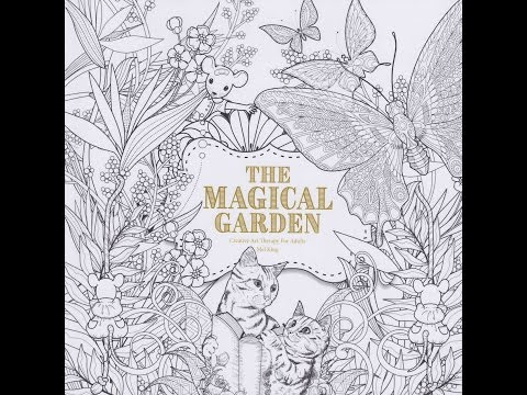 the magical garden white the author mel king