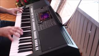 Brother Louie - Modern Talking - Yamaha PSR S750