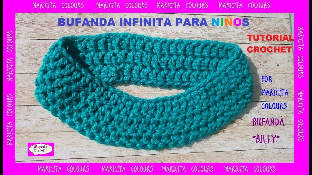 Bufanda Infinita para Niños \