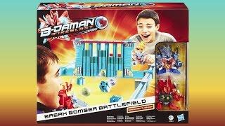 B-Daman Fireblast Break Bomber Giveaway Expires Dec 7th 2014