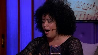 tania schittert met somewhere uit west side story rtl late night