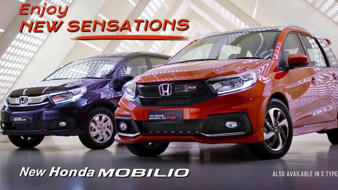 Perbandingan Honda Mobilio Dan Honda Brv Youtube