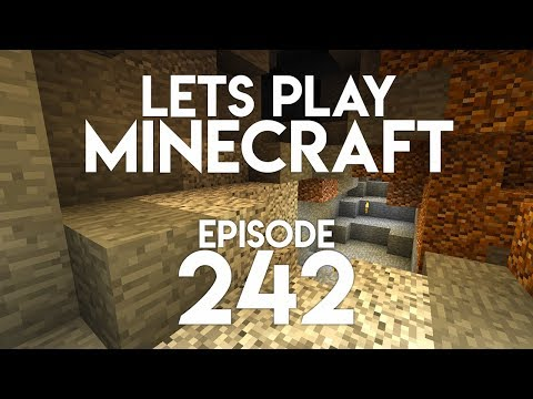 ►Let's Play Minecraft: SERIES PLANS! (Episode 242)◄