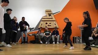 ROOKIE 47 BATTLE 2020 // 2 VS 2 HIP HOP KIDS FINAL - Cem & Milad vs. Acelya & Melina