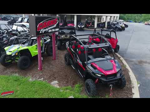 Carns Equipment LLC - Green Kawasaki Blimp - Located CLEARFIELD PA