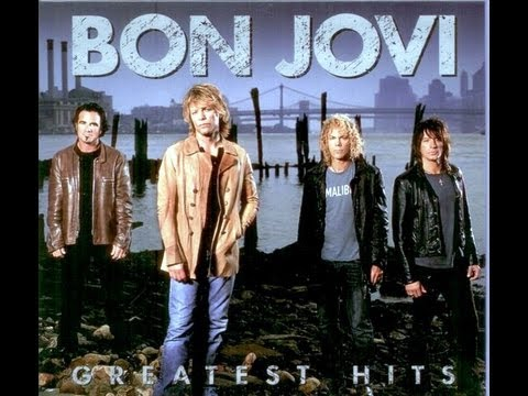 Bon Jovi - Wanted Dead Or Alive (HD)