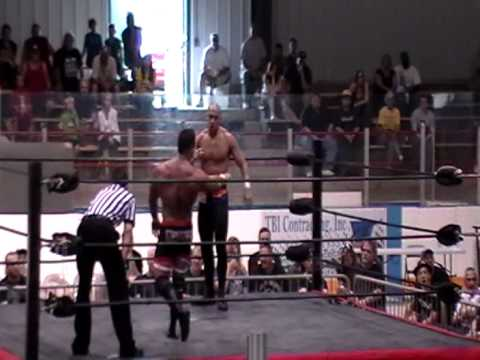 Big Time Wrestling Full Match 4 Of 7 Rostraver Ice