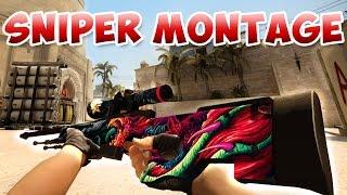 CS:GO Sniper Montage