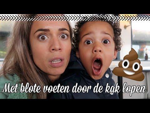 MET BLOTE VOETEN DOOR DE KAK LOPEN #58 By Nienke Plas