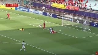 Tin Thể Thao 24h Hôm Nay (19h45 - 28/5): Thua Honduras, U20 Việt Nam Ngẩng Cao Đầu Rời U20 World Cup