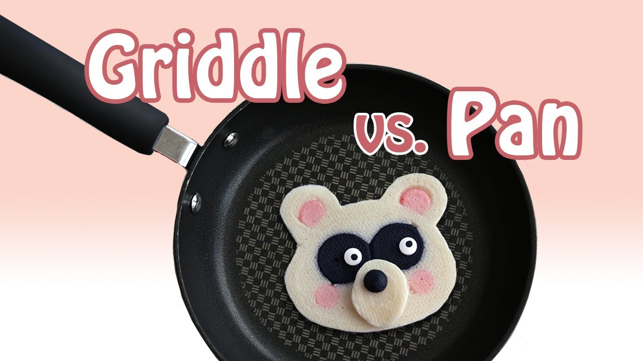 Do you NEED a Griddle for Pancake Art?