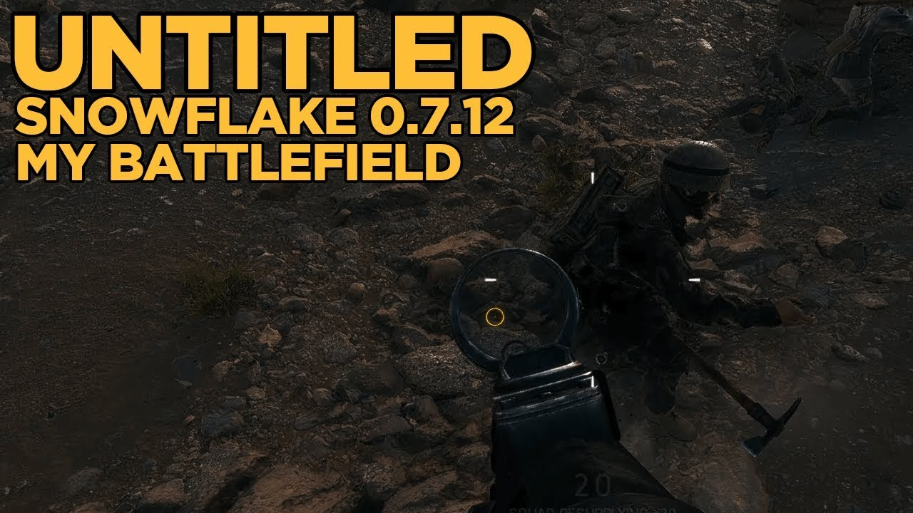 Snowflake Event 0.7.12, My Battlefield Experience - Untitled