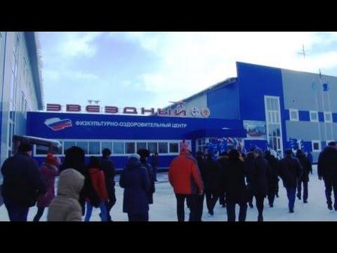 Новый ФОК в Николаевке станет центром спорта южных районов Ульяновской области(ВИДЕО)