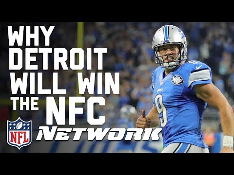 3 Reasons Why the Detroit Lions will Win the NFC in 2017 | Good Morning Football | NFL Network