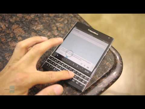 Blackberry Passport Sim free UK