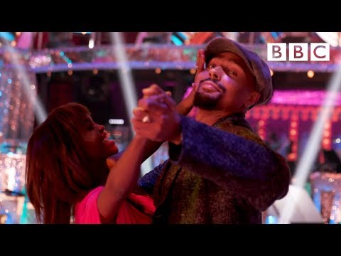 Jordan Banjo goes backstage at Strictly Come Dancing with Oti Mabuse | The Greatest Dancer - BBC