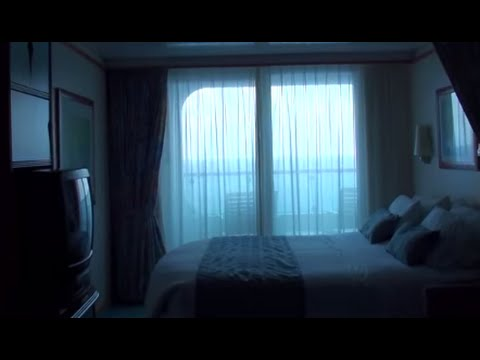 Balcony Cabin Tour Voyager Of The Seas Youtube