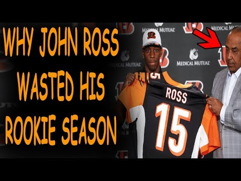 What Happened to John Ross? Is He a Bust?