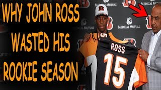 What Happened to John Ross? Is He a Bust? thumbnail