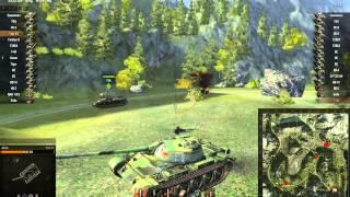 Озвучка экипажа для World of Tanks 0.9.15.1 (Новые голоса).wmv