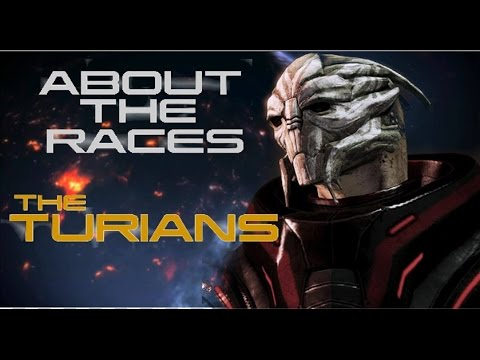 About the Races: Turians