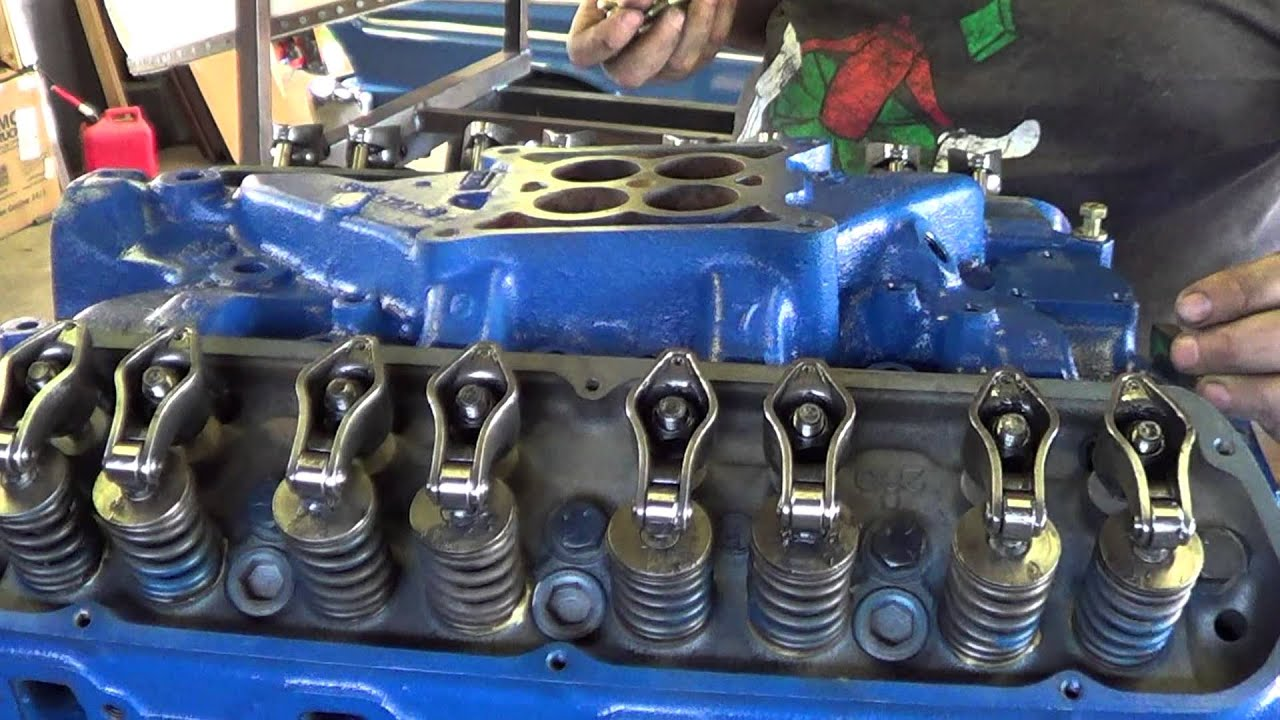Well Pump 220 Plug Wiring Diagram 1964 Ford Falcon Engine Swap Part 6 - 289 4bbl & Oil Youtube