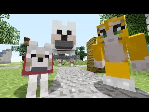 Minecraft Xbox - Building Time - Dog Park {11}