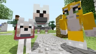 Minecraft Xbox - Building Time - Dog Park {11}