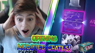 Video OPENING 'MODIFIED' CRATES | *CRATE OPENING* | Rocket League | NEW CRATE download MP3, 3GP, MP4, WEBM, AVI, FLV November 2017