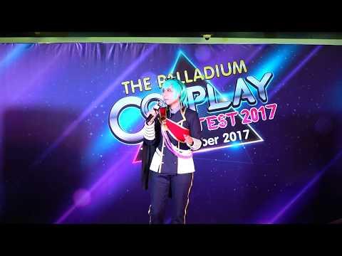 171118【Free Stage Anime Song】 JOBI @ The Palladium Cosplay Contest 2017