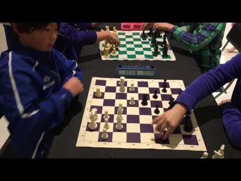 USCS 37 Blitz Tournament: Round 1