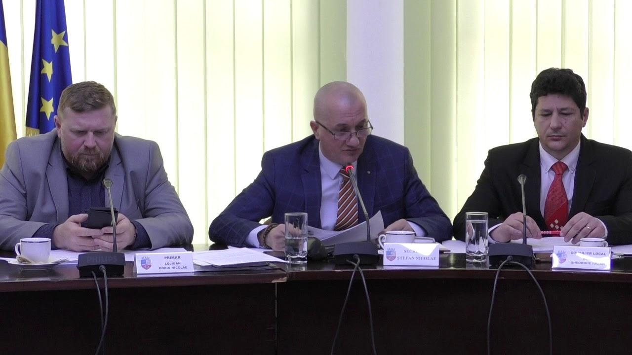 Consiliul Local Câmpia Turzii - ședință ordinară (28.03.2019)