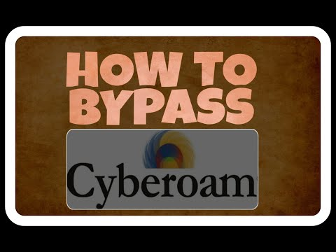 How To Bypass Cyberoam In Any Android Phone