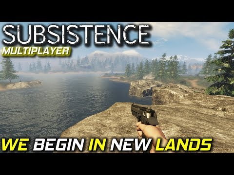 New Lands To Build On | Subsistence Multiplayer Gameplay | S03 EP1