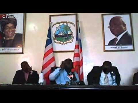 Ministry of Information Press conference