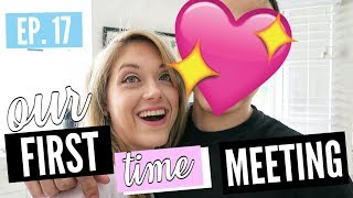 Meeting my Boyfriend for the First Time // LA Week One // GA Ep.17
