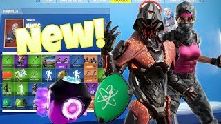*NEW* All Fortnite Season 10 Skins & Dances Filtered Fortnite V.10.10 *FOX SKIN*