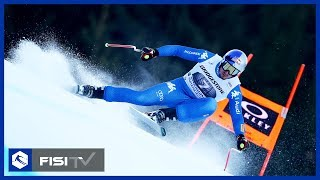 Dominik Paris gran 2° in Libera a Garmisch