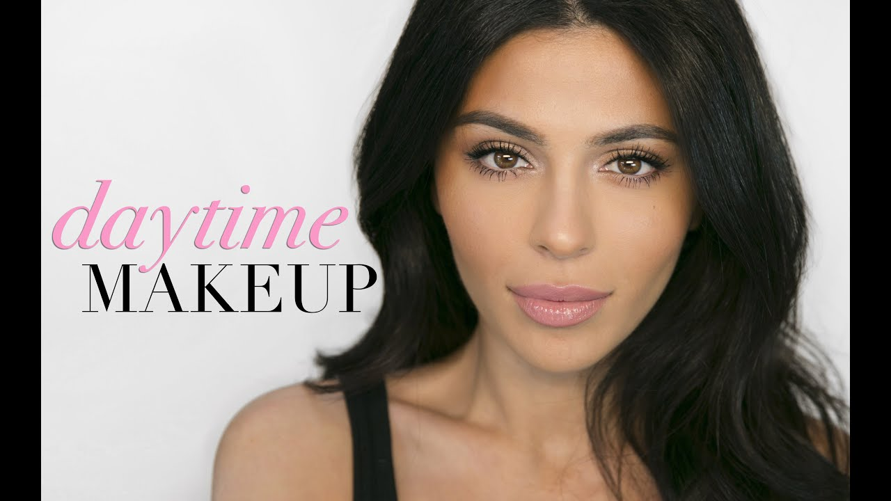 Daytime Makeup Tutorial Teni Panosian Youtube