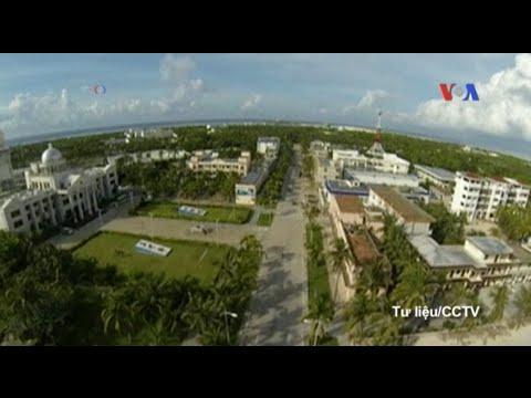 Trung Quốc muốn biến đảo Phú Lâm thành khu du lịch nghỉ mát