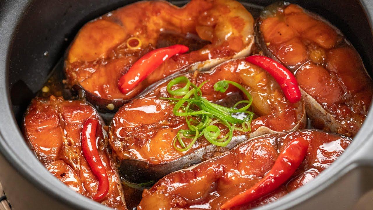 Bí quyết CÁ KHO TỘ bất bại kho cá gì cũng ngon | Caramelized Fish Recipe