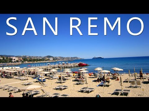 San Remo, Italy - Must See Places